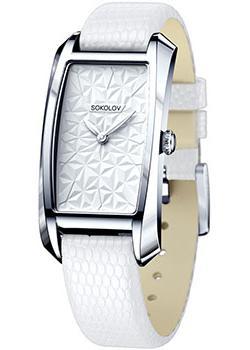fashion наручные  женские часы Sokolov 120.30.00.000.03.02.2. Коллекция Favorite game