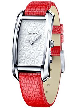 fashion наручные  женские часы Sokolov 120.30.00.000.03.03.2. Коллекция Favorite game