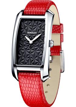 fashion наручные  женские часы Sokolov 120.30.00.000.04.03.2. Коллекция Favorite game