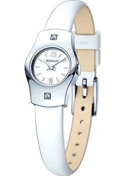 fashion наручные  женские часы Sokolov 123.30.00.001.01.02.2. Коллекция Why Not