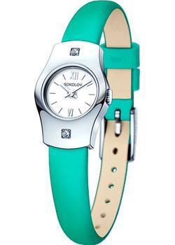 fashion наручные  женские часы Sokolov 123.30.00.001.01.07.2. Коллекция Why Not