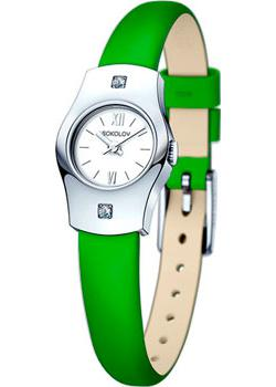 fashion наручные  женские часы Sokolov 123.30.00.001.01.08.2. Коллекция Why Not