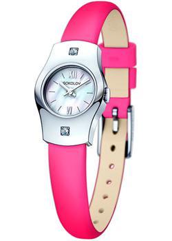 fashion наручные  женские часы Sokolov 123.30.00.001.02.05.2. Коллекция Why Not