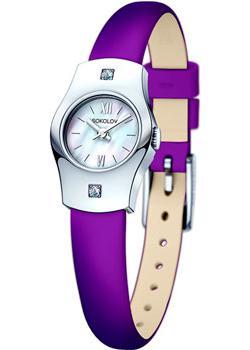 fashion наручные  женские часы Sokolov 123.30.00.001.02.06.2. Коллекция Why Not