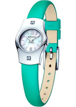 fashion наручные  женские часы Sokolov 123.30.00.001.02.07.2. Коллекция Why Not
