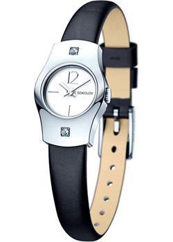 fashion наручные  женские часы Sokolov 123.30.00.001.04.01.2. Коллекция Why Not