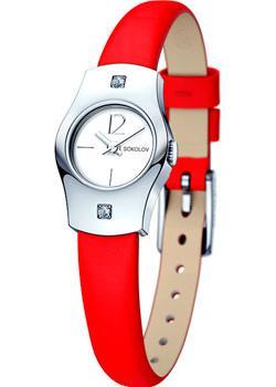 fashion наручные  женские часы Sokolov 123.30.00.001.04.03.2. Коллекция Why Not