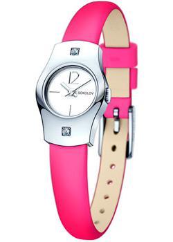 fashion наручные  женские часы Sokolov 123.30.00.001.04.05.2. Коллекция Why Not