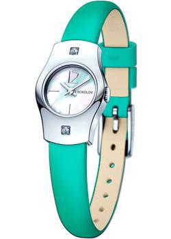 fashion наручные  женские часы Sokolov 123.30.00.001.05.07.2. Коллекция Why Not