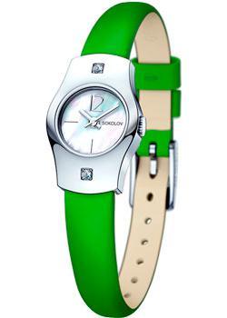 fashion наручные  женские часы Sokolov 123.30.00.001.05.08.2. Коллекция Why Not