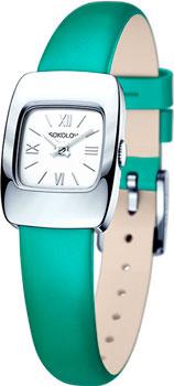 fashion наручные  женские часы Sokolov 124.30.00.000.01.07.2. Коллекция Why Not