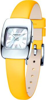 fashion наручные  женские часы Sokolov 124.30.00.000.02.04.2. Коллекция Why Not