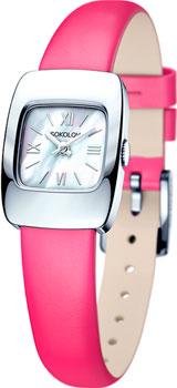 fashion наручные  женские часы Sokolov 124.30.00.000.02.05.2. Коллекция Why Not