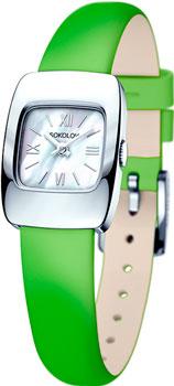 fashion наручные  женские часы Sokolov 124.30.00.000.02.08.2. Коллекция Why Not