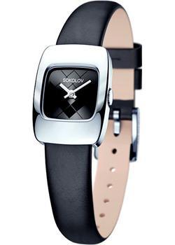 fashion наручные  женские часы Sokolov 124.30.00.000.06.01.2. Коллекция Why Not
