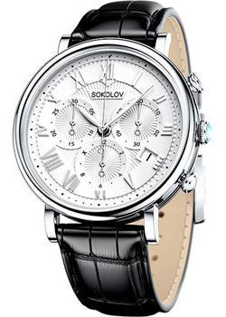 fashion наручные  женские часы Sokolov 126.30.00.000.01.01.2. Коллекция Feel Free