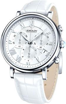 fashion наручные  женские часы Sokolov 126.30.00.000.01.02.2. Коллекция Feel Free