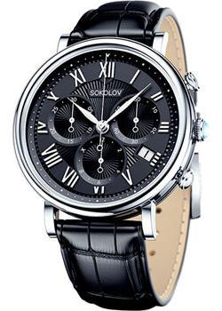 fashion наручные  женские часы Sokolov 126.30.00.000.02.01.2. Коллекция Feel Free