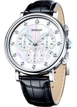 fashion наручные  женские часы Sokolov 126.30.00.000.03.01.2. Коллекция Feel Free