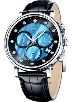 fashion наручные  женские часы Sokolov 126.30.00.000.04.01.2. Коллекция Feel Free