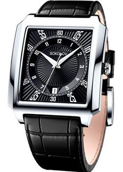 fashion наручные  мужские часы Sokolov 134.30.00.000.09.01.3. Коллекция Drive.