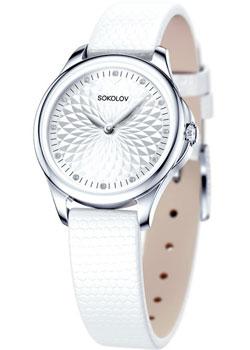 fashion наручные  женские часы Sokolov 136.30.00.000.03.02.2. Коллекция Flirt