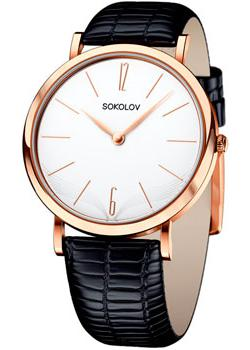 fashion наручные  женские часы Sokolov 204.01.00.000.05.01.2. Коллекция Harmony