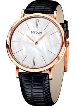 fashion наручные  женские часы Sokolov 204.01.00.000.06.01.2. Коллекция Harmony