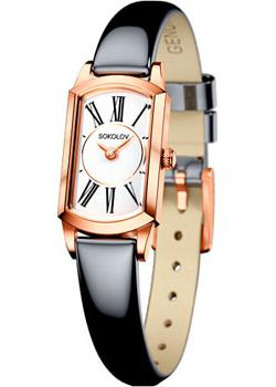 fashion наручные  женские часы Sokolov 221.01.00.000.01.05.3. Коллекция Magic