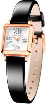 fashion наручные  женские часы Sokolov 231.01.00.000.01.04.2. Коллекция Diva