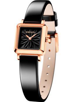 fashion наручные  женские часы Sokolov 231.01.00.000.04.04.2. Коллекция Diva