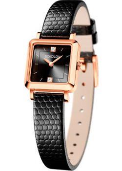 fashion наручные  женские часы Sokolov 231.01.00.000.07.01.2. Коллекция Diva