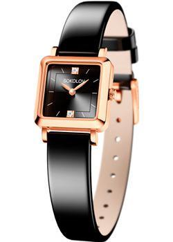 fashion наручные  женские часы Sokolov 231.01.00.000.07.04.2. Коллекция Diva