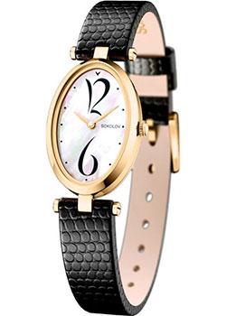 fashion наручные  женские часы Sokolov 235.02.00.000.05.01.2. Коллекция Allure.