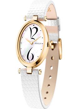 fashion наручные  женские часы Sokolov 235.02.00.000.05.02.2. Коллекция Allure.