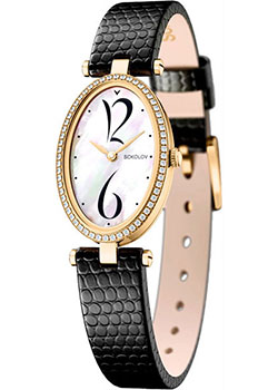 fashion наручные  женские часы Sokolov 236.02.00.001.05.01.2. Коллекция Allure.