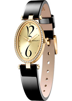 fashion наручные  женские часы Sokolov 236.02.00.001.06.04.2. Коллекция Allure.