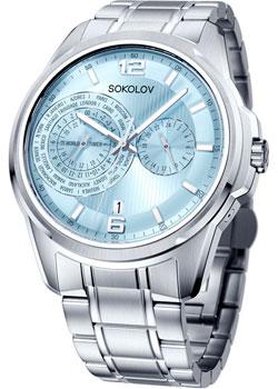 fashion наручные  мужские часы Sokolov 340.71.00.000.04.01.3. Коллекция My World