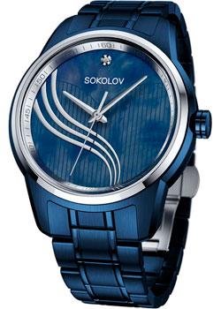 fashion наручные  женские часы Sokolov 342.82.00.000.05.04.2. Коллекция My World