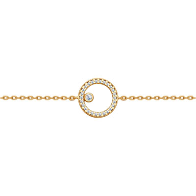 Серебряный браслет  93050101