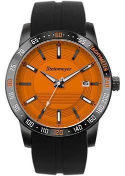 Наручные  мужские часы Steinmeyer S061.73.39. Коллекци Trap shooting