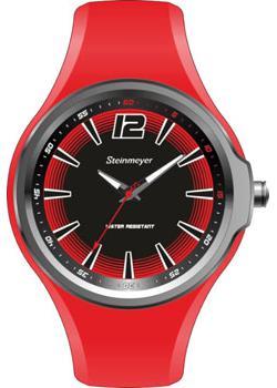 Наручные  мужские часы Steinmeyer S191.15.35. Коллекци Motocross