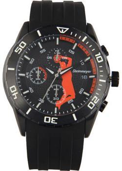 Наручные  мужские часы Steinmeyer S252.73.39. Коллекци Basketball