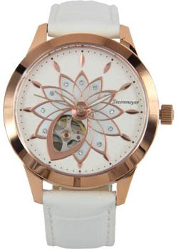 Наручные  женские часы Steinmeyer S262.44.33. Коллекция Automatic