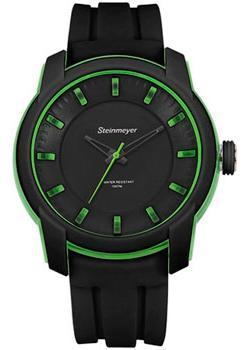 Наручные  мужские часы Steinmeyer S281.17.30. Коллекци Parkour