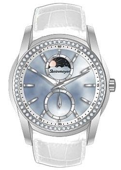 Наручные  женские часы Steinmeyer S811.14.43. Коллекция Tennis
