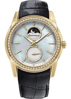 Наручные  женские часы Steinmeyer S811.41.43. Коллекция Tennis