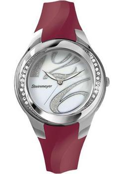 Наручные  женские часы Steinmeyer S821.15.25. Коллекция Figure skating