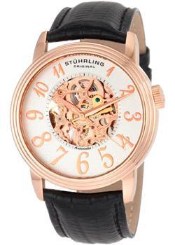 мужские часы Stuhrling Original 107A.3345K34. Коллекция Classic
