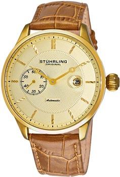 мужские часы Stuhrling Original 148B.3335K31. Коллекция Classique